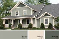 A Home\'s Fast Turnaround | Pinterest | Exterior house colors, House ...