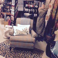Chrysalis Fine Fabrics 1410 Market St. Tallahassee, FL 850-225-2924 Www.houseofchrysalis.com #wedocustom #designsolutions #shoplocal #Tallahassee Store Hours, Armchair, Fabrics, Inspiration, Furniture, Home Decor, Sofa Chair, Tejidos, Biblical Inspiration