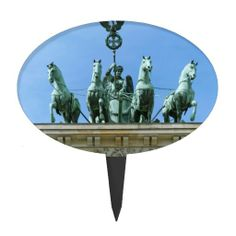 #Brandenburg #Gate #Berlin #Cake #Picks