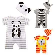 Baby Boy Rompers Summer Baby Girl Clothing Sets Short Sleeve Newborn Baby Clothes Roupa Bebes Infant Jumpsuit Baby Boys Clothes     Tag a friend who would love this!     FREE Shipping Worldwide     #BabyandMother #BabyClothing #BabyCare #BabyAccessories    Get it here ---> http://www.alikidsstore.com/products/baby-boy-rompers-summer-baby-girl-clothing-sets-short-sleeve-newborn-baby-clothes-roupa-bebes-infant-jumpsuit-baby-boys-clothes/