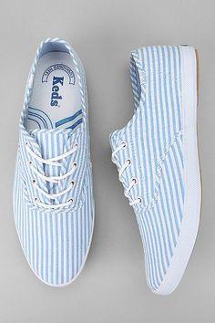 >> Keds Seersucker Convertible Champion Sneaker.