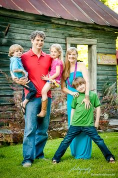 our favorite tips for great family portraits