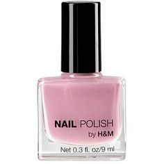get a rose 4 me H&M nail polish