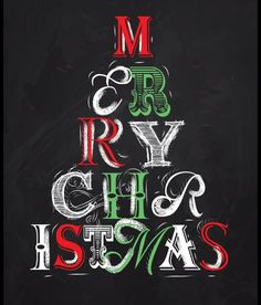 """Free Holiday printables and letters for banners! Free printables include """"Let it Snow"""" banner, Merry Christmas printable, free chalkboard holiday tags. Christmas Subway Art, Christmas Chalkboard, Noel Christmas, Christmas Quotes, All Things Christmas, Winter Christmas, Christmas Cards, Xmas, Rustic Christmas"""