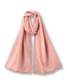 Soft Wool Scarf