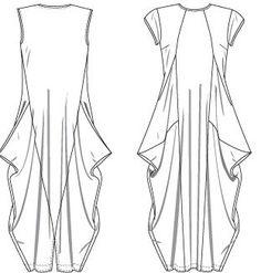 Marcy Tilton - cool Vogue pattern ideas