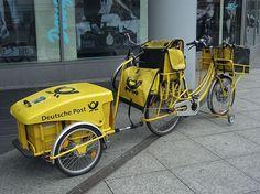 German Postal Delivery