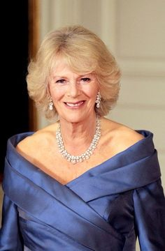 Duchess of Cornwall. Cousins to me in both my adopted family and my birth family.