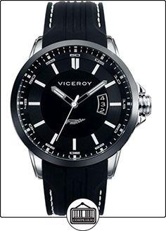 RELOJ VICEROY 47821-57 HOMBRE F. ALONSO de  ✿ Relojes para hombre - (Gama media/alta) ✿