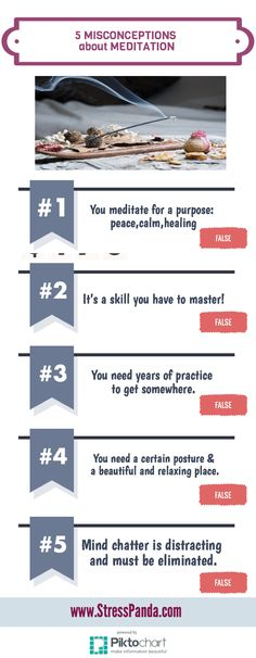 5 Misconceptions About Meditation