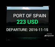 Flight from Los Angeles to Port Of Spain by jetBlue #travel #ticket #flight #deals   BOOK NOW >>>