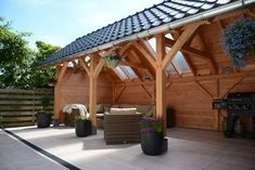 Carports, Mantel, Outdoor Living, Pergola, Outdoor Structures, Patio, Garden, Outdoor Life, Garten