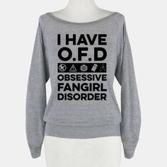 I Have O.F.D