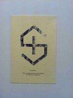 Laura Jackson's typographic experiments