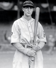 Paul Waner / led the National League in batting on three occasions and accumulated  3,152 hits during his 20-year baseball career. He collected 200 or more hits on eight occasions, was voted the NL's Most Valuable Player in 1927, and had a lifetime batting average of .333. Baseball Hall of Fame in 1952.  Famous for his ability to hit while hung over, when Waner gave up drinking in 1938. Waner was also nearsighted.