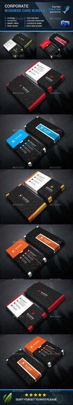 System Business Card Bundle