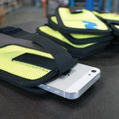 Feuerwear iPhone 5 case made from re-purposed fire hose | Shared by LION