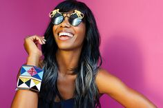 The Santigold song Disparate Youth. Which I've listened to like a 100 times now.