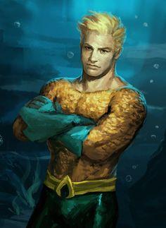 Aquaman -  Irvin Tustin