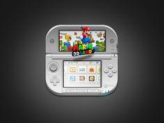 Nintendo 3DSXL for iPhone concept