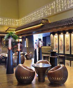 Jumeirah Shanghai Interior Photo Credit Channels Design Samuel Chan
