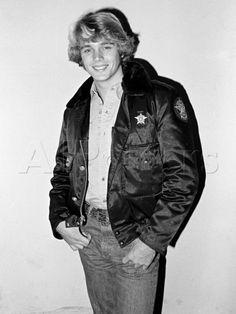John Schneider--my first celeb crush