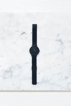 Cluse watch, la boheme, mesh, all black, thuuz.nl, zalando blogger awards, belgium, belgie, 2015, zalando, vogue, shopping night, discount, minimal, marble