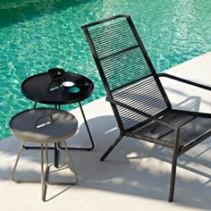 On-The-Move tables by Cane-line.
