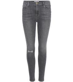 Frame Le High Skinny Jeans For Spring-Summer 2017