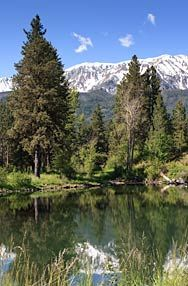 Wallowa Lake- Eastern Oregon Camped here for a week.  Like being in Switzerland==Lin B.