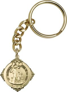 Antique Gold Guardian Angel Keychain. Religious Keyring. ... https://www.amazon.com/dp/B0037ZBRFC/ref=cm_sw_r_pi_dp_x_vHlgybP42RWSV