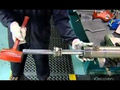 How to make Hydraulic Cylinders {www downloadshiva com} - YouTube