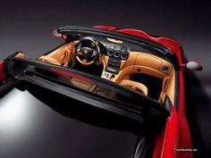 top view ferrari car hd wallpaper photo