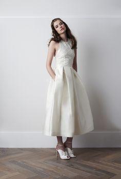 100+ Registry Office Wedding Dress - Women's Dresses for Weddings Check more at http://www.dust-war.com/registry-office-wedding-dress/