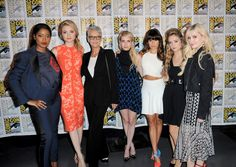 The Cast of Scream Queens Is Killing it at Comic Con