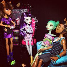 Coffin Bean Monster High