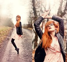 Get on the floor  BY CHLOE D., 24 YEAR OLD NURSE / DANCER / PHOTOGRAPHER FROM SOMEWHERE OVER THE RAINBOW ( FRANCE )