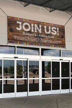 Shiplap Welcome Natural - Banners Church Signs, Church Banners, Church Lobby, Moose Lodge, Coffee Area, Commercial Signs, Worship Ideas, Church Ministry, Take Me To Church