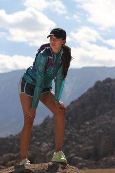 Mountain Hardwear Women's Ghost Whisperer Anorak Jacket