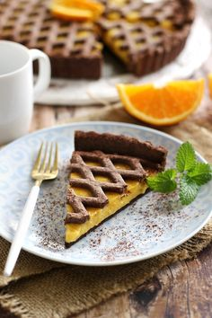 Tart Recipes, Creative Cakes, Quiche, Waffles, Food And Drink, Lemon, Sweets, Cookies, Baking
