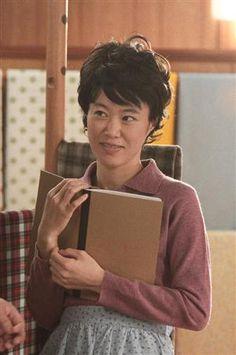 「がんばればがんばるほどカラ回りして、それが愛嬌」のイメージで昌子を演じる玄覺悠子さん