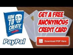 [PDF] Anonymous Credit Card Paypal