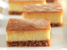 Brown Sugar Cheesecake Bars