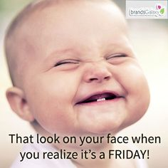 Have you got that Friday feeling?