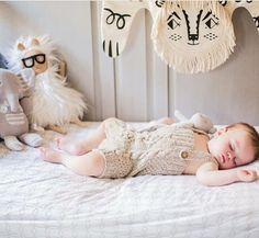Baby Strampler stricken Baby Strampler Baby Mädchen von Marumakids