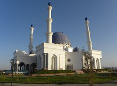 Main mosque in Mary
