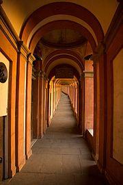 Portico di San Luca Portici di Bologna - Wikipedia