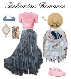 Designer Clothes, Shoes & Bags for Women Eugenia Kim, Kenzo, Alexander Wang, Tulle, Boho, Skirts, Polyvore, Stuff To Buy, Shopping