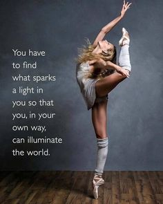 Regrann from - At times our light goes out and is rekindled by a spark from another person. Each one of us has cause to… Regrann from - At times our light goes out and is rekindled by a spark from another person. Great Quotes, Quotes To Live By, Me Quotes, Motivational Quotes, Inspirational Quotes, Dancer Quotes, Ballet Quotes, Ballerina Quotes, The Words
