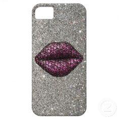 lips iPhone 5 case.  $39.95